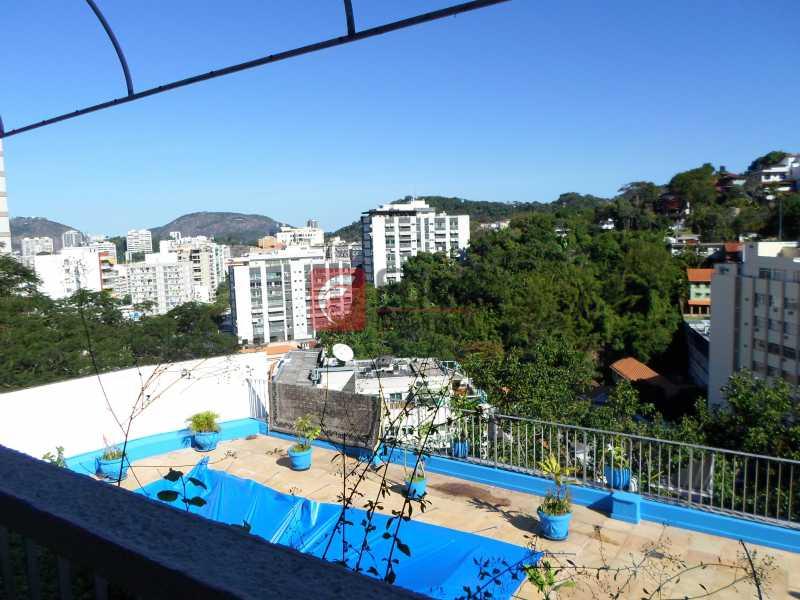 Piscina  - Casa à venda Rua General Mariante,Laranjeiras, Rio de Janeiro - R$ 2.500.000 - JBCA60015 - 9
