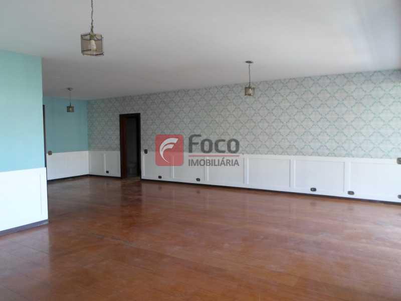 Sala - Casa à venda Rua General Mariante,Laranjeiras, Rio de Janeiro - R$ 2.500.000 - JBCA60015 - 10