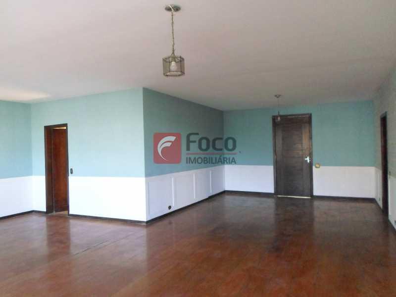 Sala - Casa à venda Rua General Mariante,Laranjeiras, Rio de Janeiro - R$ 2.500.000 - JBCA60015 - 11