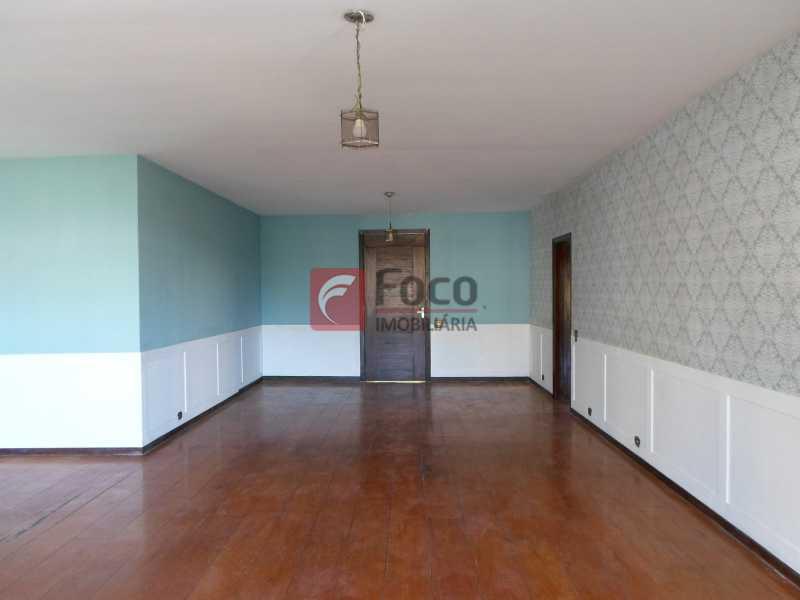 sala - Casa à venda Rua General Mariante,Laranjeiras, Rio de Janeiro - R$ 2.500.000 - JBCA60015 - 25