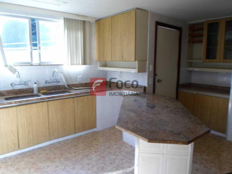 cozinha - Casa à venda Rua General Mariante,Laranjeiras, Rio de Janeiro - R$ 2.500.000 - JBCA60015 - 19
