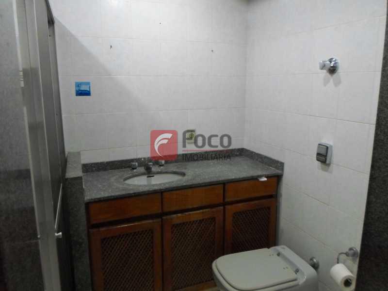 banheiro - Casa à venda Rua General Mariante,Laranjeiras, Rio de Janeiro - R$ 2.500.000 - JBCA60015 - 18