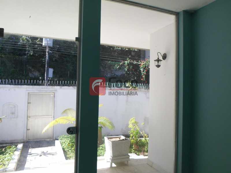 area - Casa à venda Rua General Mariante,Laranjeiras, Rio de Janeiro - R$ 2.500.000 - JBCA60015 - 12