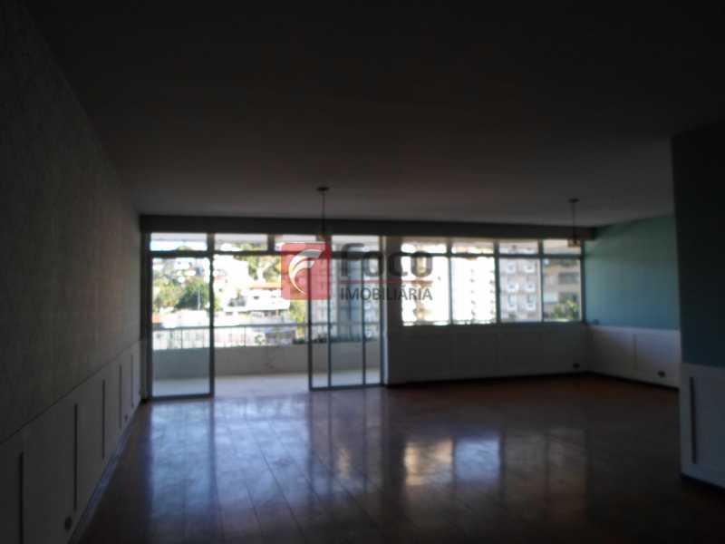 sala - Casa à venda Rua General Mariante,Laranjeiras, Rio de Janeiro - R$ 2.500.000 - JBCA60015 - 23