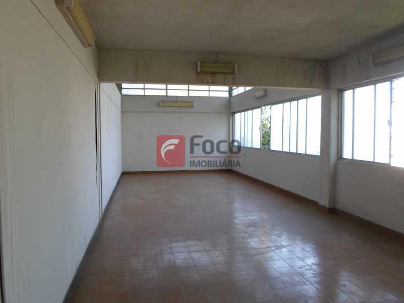 terraço - Casa à venda Rua General Mariante,Laranjeiras, Rio de Janeiro - R$ 2.500.000 - JBCA60015 - 28