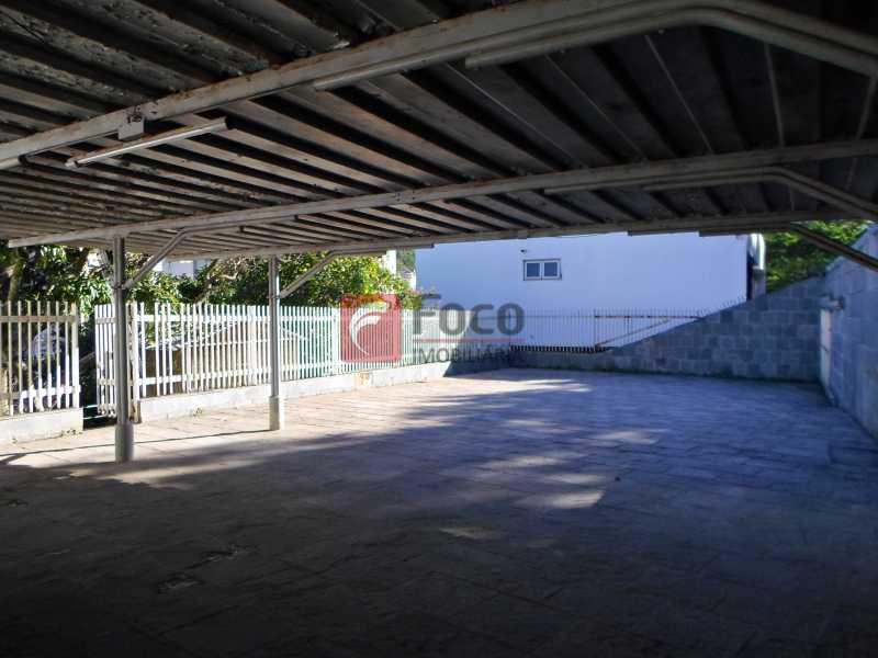 estacionamento - Casa à venda Rua General Mariante,Laranjeiras, Rio de Janeiro - R$ 2.500.000 - JBCA60015 - 30