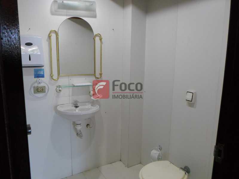 lavabo - Casa à venda Rua General Mariante,Laranjeiras, Rio de Janeiro - R$ 2.500.000 - JBCA60015 - 29