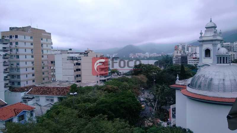 29 - Apartamento à venda Rua Fonte da Saudade,Lagoa, Rio de Janeiro - R$ 1.150.000 - JBAP21043 - 14
