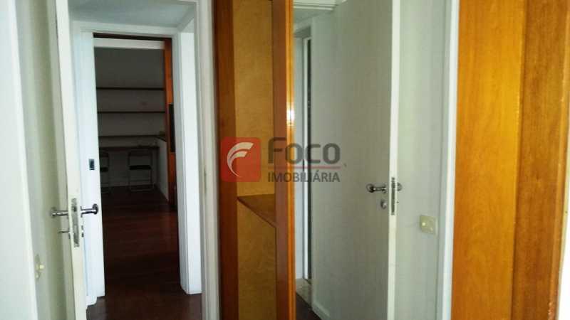 26 - Apartamento à venda Rua Fonte da Saudade,Lagoa, Rio de Janeiro - R$ 1.150.000 - JBAP21043 - 25