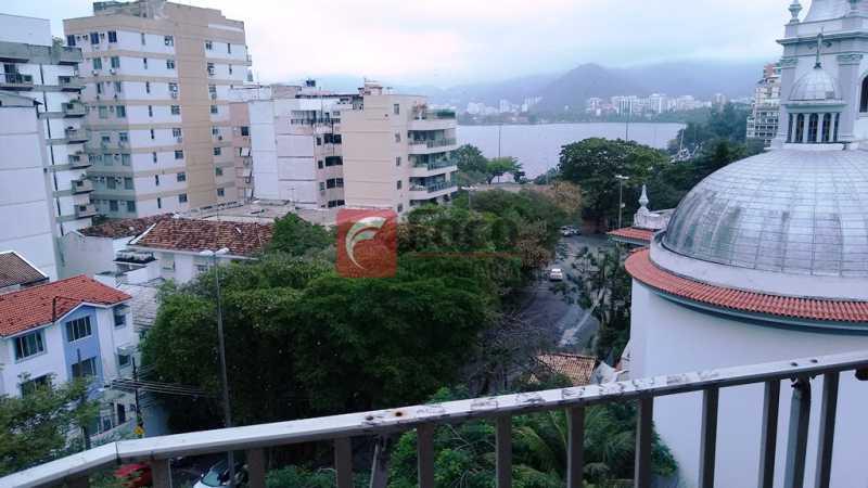 19 - Apartamento à venda Rua Fonte da Saudade,Lagoa, Rio de Janeiro - R$ 1.150.000 - JBAP21043 - 18