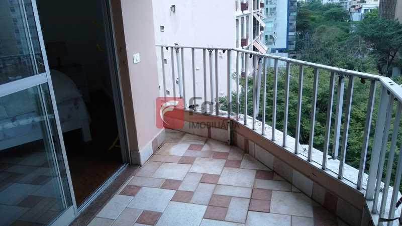 16 - Apartamento à venda Rua Fonte da Saudade,Lagoa, Rio de Janeiro - R$ 1.150.000 - JBAP21043 - 3