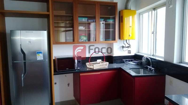 6 - Apartamento à venda Rua Fonte da Saudade,Lagoa, Rio de Janeiro - R$ 1.150.000 - JBAP21043 - 9