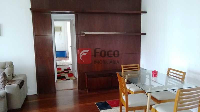 5 - Apartamento à venda Rua Fonte da Saudade,Lagoa, Rio de Janeiro - R$ 1.150.000 - JBAP21043 - 6
