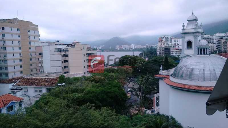 2 - Apartamento à venda Rua Fonte da Saudade,Lagoa, Rio de Janeiro - R$ 1.150.000 - JBAP21043 - 1