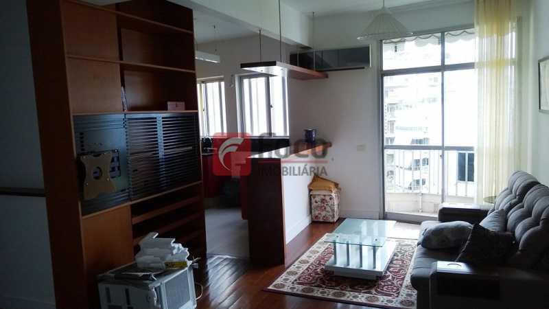 1 - Apartamento à venda Rua Fonte da Saudade,Lagoa, Rio de Janeiro - R$ 1.150.000 - JBAP21043 - 4