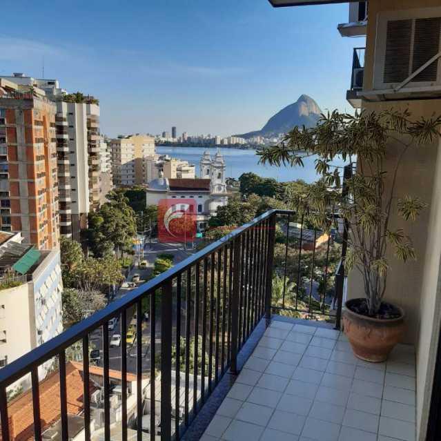 f58d5e86-eca6-40c1-9410-13fcb7 - Apartamento Rua Fonte Da Saudade,Lagoa,Rio de Janeiro,RJ À Venda,1 Quarto,73m² - JBAP10310 - 1