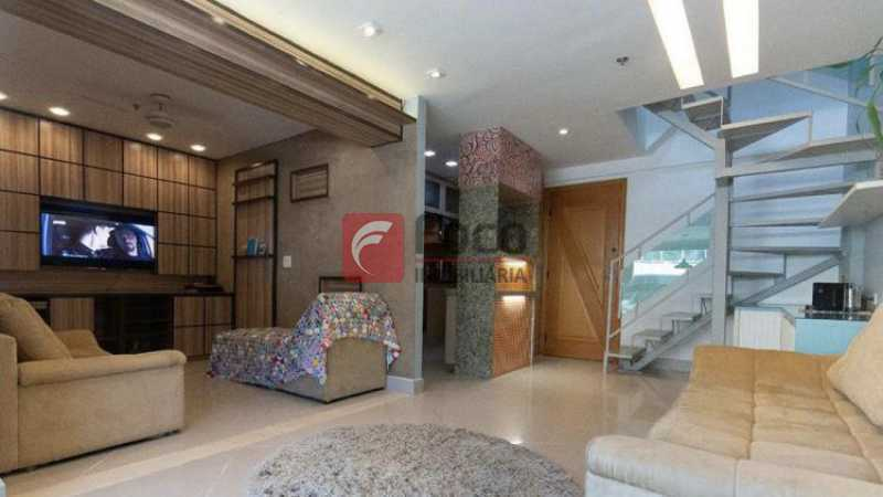 006 - Cobertura à venda Rua Professor Saldanha,Lagoa, Rio de Janeiro - R$ 2.150.000 - JBCO30169 - 5