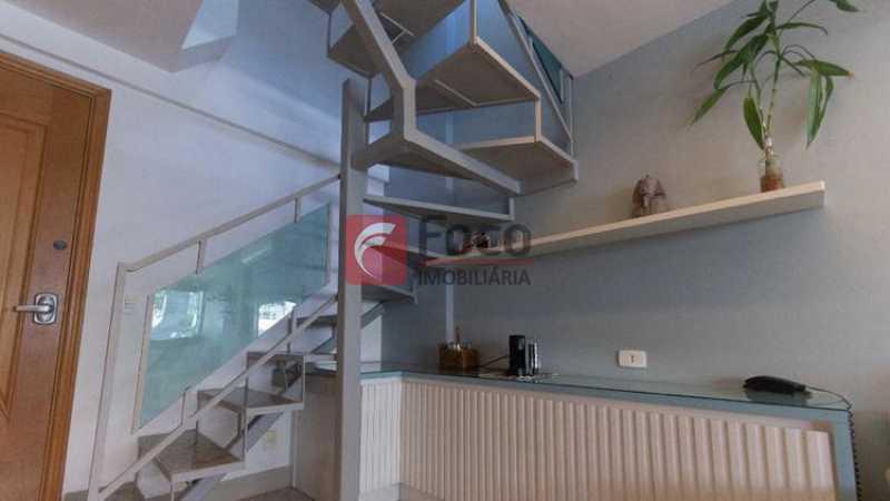 007 - Cobertura à venda Rua Professor Saldanha,Lagoa, Rio de Janeiro - R$ 2.150.000 - JBCO30169 - 17