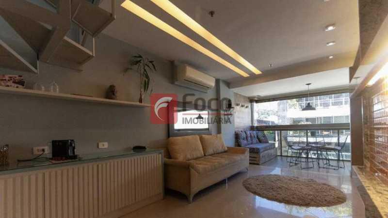 008 - Cobertura à venda Rua Professor Saldanha,Lagoa, Rio de Janeiro - R$ 2.150.000 - JBCO30169 - 6