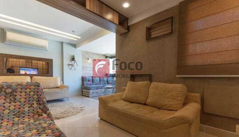 013 - Cobertura à venda Rua Professor Saldanha,Lagoa, Rio de Janeiro - R$ 2.150.000 - JBCO30169 - 10