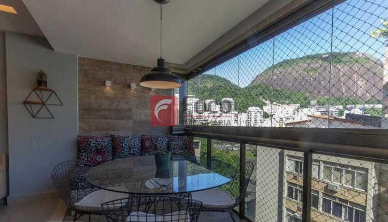 015 - Cobertura à venda Rua Professor Saldanha,Lagoa, Rio de Janeiro - R$ 2.150.000 - JBCO30169 - 12