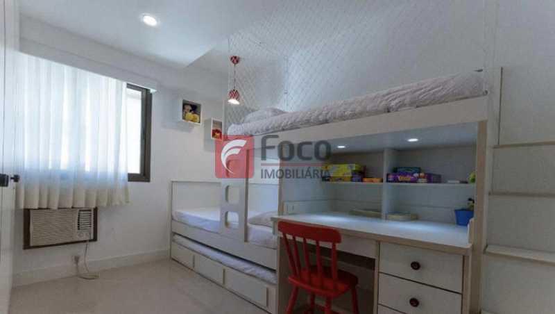 026 - Cobertura à venda Rua Professor Saldanha,Lagoa, Rio de Janeiro - R$ 2.150.000 - JBCO30169 - 18