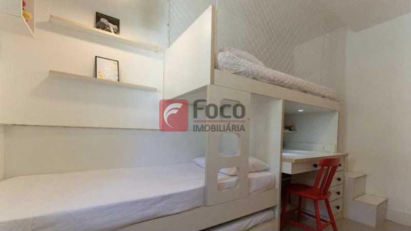035 - Cobertura à venda Rua Professor Saldanha,Lagoa, Rio de Janeiro - R$ 2.150.000 - JBCO30169 - 19