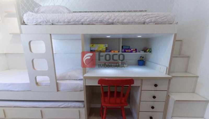 036 - Cobertura à venda Rua Professor Saldanha,Lagoa, Rio de Janeiro - R$ 2.150.000 - JBCO30169 - 20