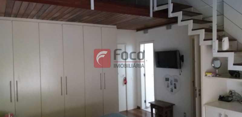 QUARTO  - Casa à venda Rua Vitória Régia,Lagoa, Rio de Janeiro - R$ 2.180.000 - JBCA40057 - 11
