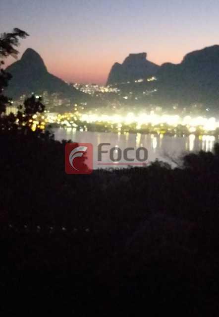 VISTA - Casa à venda Rua Vitória Régia,Lagoa, Rio de Janeiro - R$ 2.180.000 - JBCA40057 - 9