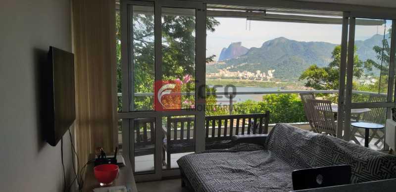 SALA - Casa à venda Rua Vitória Régia,Lagoa, Rio de Janeiro - R$ 2.180.000 - JBCA40057 - 12