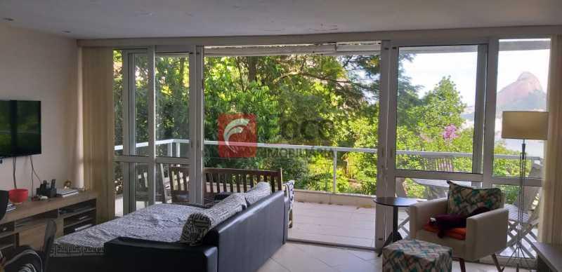SALA - Casa à venda Rua Vitória Régia,Lagoa, Rio de Janeiro - R$ 2.180.000 - JBCA40057 - 7