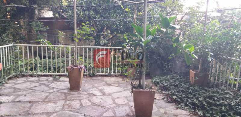 TERRAÇO - Casa à venda Rua Vitória Régia,Lagoa, Rio de Janeiro - R$ 2.180.000 - JBCA40057 - 20