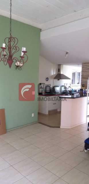 COZINHA - Casa à venda Rua Vitória Régia,Lagoa, Rio de Janeiro - R$ 2.180.000 - JBCA40057 - 23