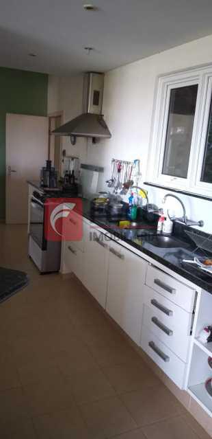 COZINHA - Casa à venda Rua Vitória Régia,Lagoa, Rio de Janeiro - R$ 2.180.000 - JBCA40057 - 22