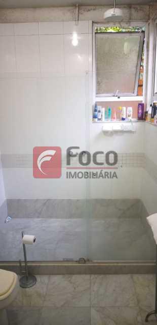 BANHEIRO SOCIAL - Casa à venda Rua Vitória Régia,Lagoa, Rio de Janeiro - R$ 2.180.000 - JBCA40057 - 21