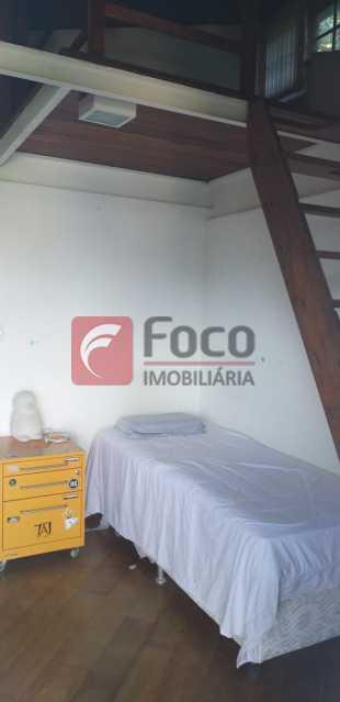 QUARTO - Casa à venda Rua Vitória Régia,Lagoa, Rio de Janeiro - R$ 2.180.000 - JBCA40057 - 15