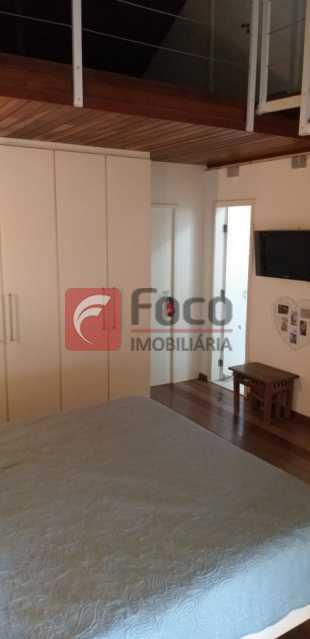 QUARTO - Casa à venda Rua Vitória Régia,Lagoa, Rio de Janeiro - R$ 2.180.000 - JBCA40057 - 16