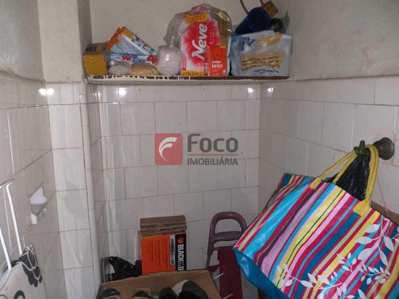 BANHEIRO DE SERVIÇO - Apartamento à venda Rua Andrade Pertence,Catete, Rio de Janeiro - R$ 420.000 - JBAP10312 - 13