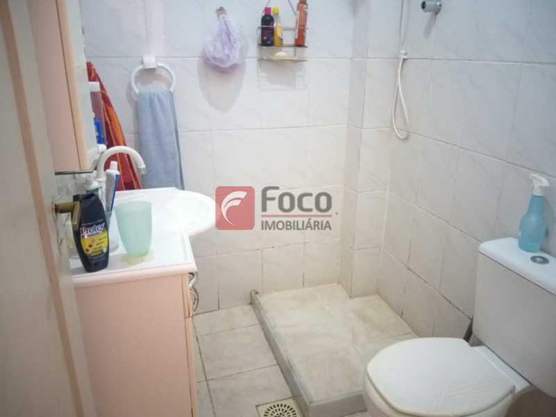 BANHEIRO SOCIAL - Apartamento à venda Rua Andrade Pertence,Catete, Rio de Janeiro - R$ 420.000 - JBAP10312 - 6
