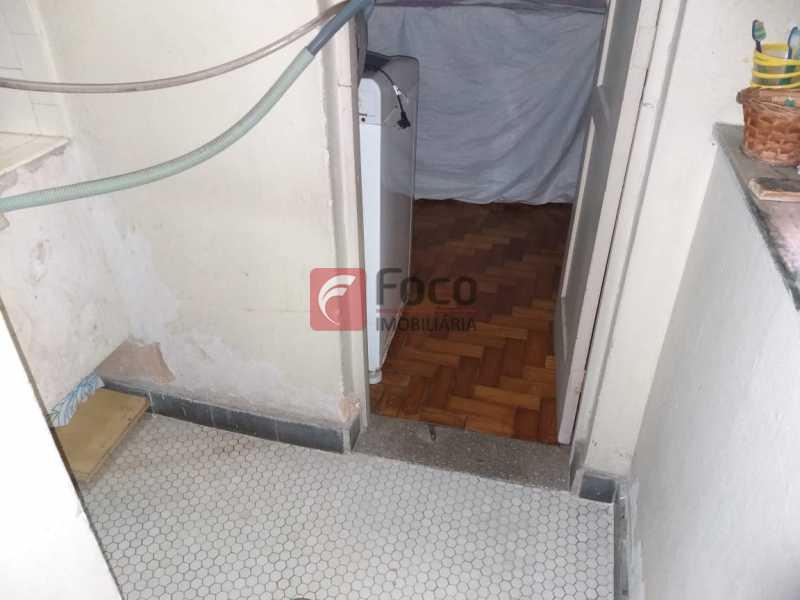 ÁREA DE SERVIÇO - Apartamento à venda Rua Andrade Pertence,Catete, Rio de Janeiro - R$ 420.000 - JBAP10312 - 17