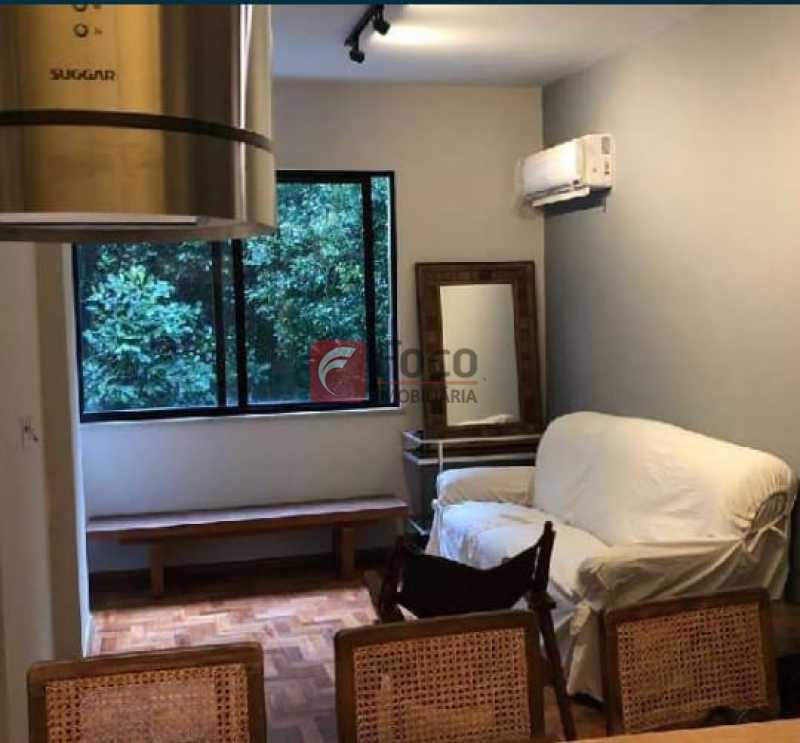 2 - Apartamento 2 quartos à venda Lagoa, Rio de Janeiro - R$ 1.050.000 - JBAP21061 - 1