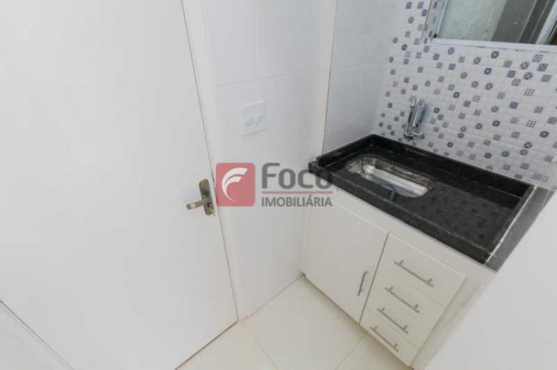 Cozinha - Kitnet/Conjugado 24m² à venda Rua Vinte de Abril,Centro, Rio de Janeiro - R$ 220.000 - JBKI00106 - 12