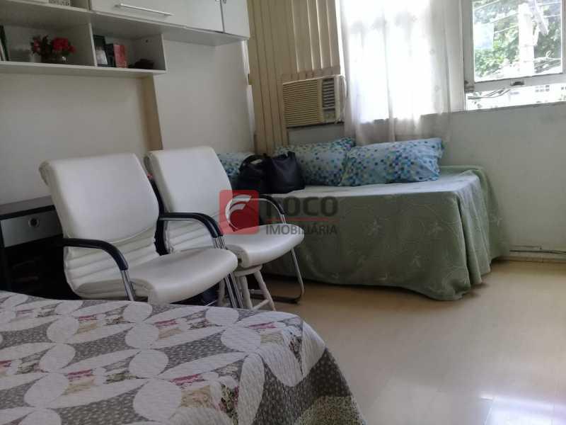 QUARTO - Apartamento à venda Rua Marquês de São Vicente,Gávea, Rio de Janeiro - R$ 790.000 - JBAP21071 - 5