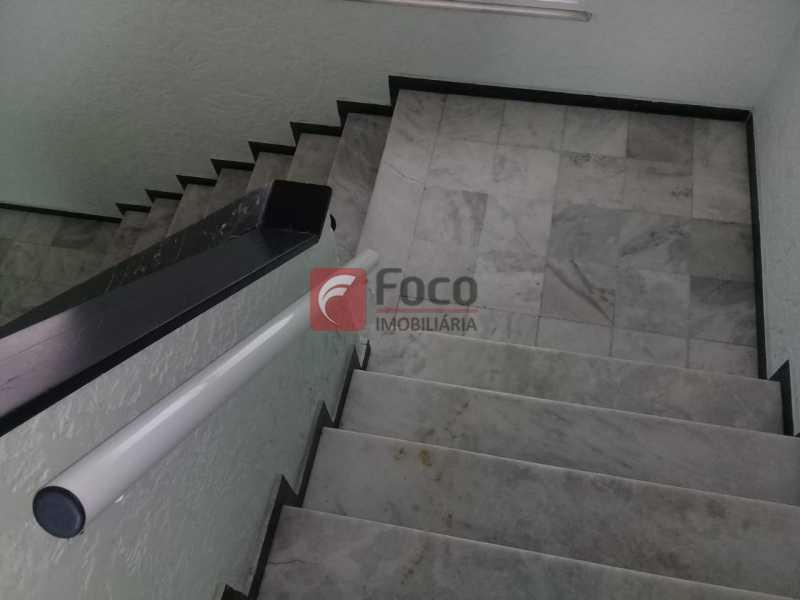 ESCADA - Apartamento à venda Rua Marquês de São Vicente,Gávea, Rio de Janeiro - R$ 790.000 - JBAP21071 - 27