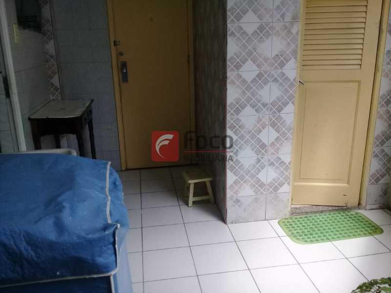ÁREA DE SERVIÇO - Apartamento à venda Rua Marquês de São Vicente,Gávea, Rio de Janeiro - R$ 790.000 - JBAP21071 - 23
