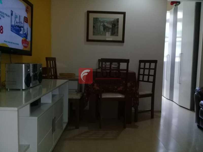 SALA - Apartamento à venda Rua Marquês de São Vicente,Gávea, Rio de Janeiro - R$ 790.000 - JBAP21071 - 4