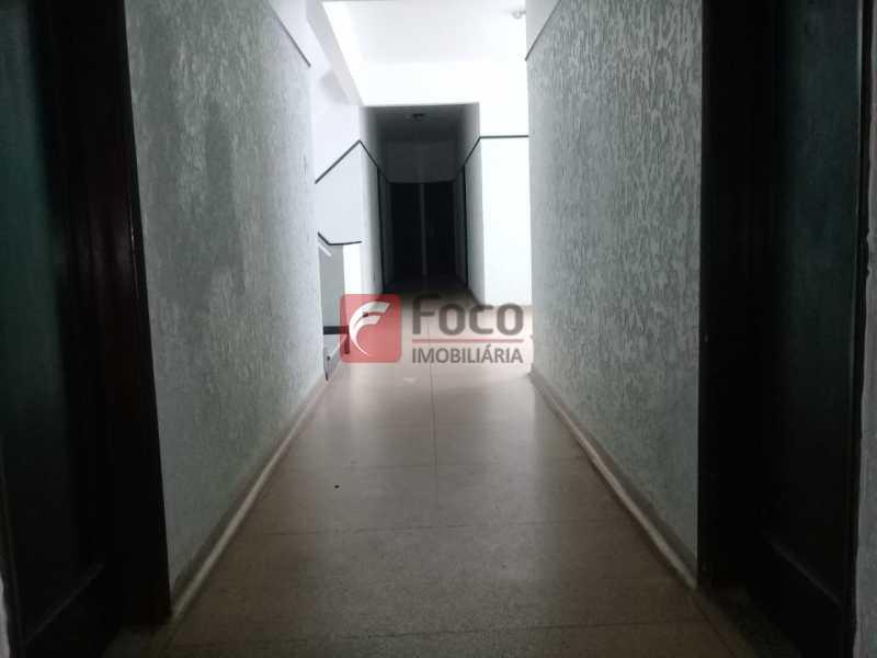 CORREDOR DO PRÉDIO - Apartamento à venda Rua Marquês de São Vicente,Gávea, Rio de Janeiro - R$ 790.000 - JBAP21071 - 26