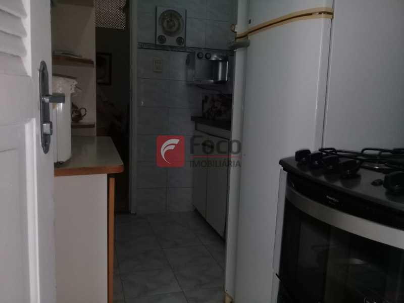 COZINHA - Apartamento à venda Rua Marquês de São Vicente,Gávea, Rio de Janeiro - R$ 790.000 - JBAP21071 - 22