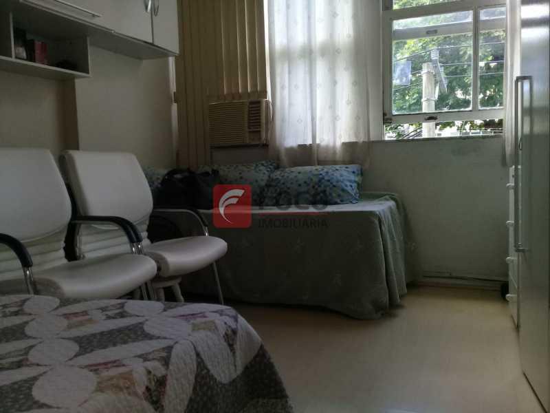 QUARTO - Apartamento à venda Rua Marquês de São Vicente,Gávea, Rio de Janeiro - R$ 790.000 - JBAP21071 - 8